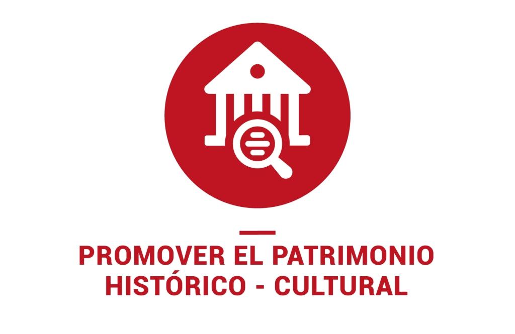 Promover el patrimonio histórico y cultural.