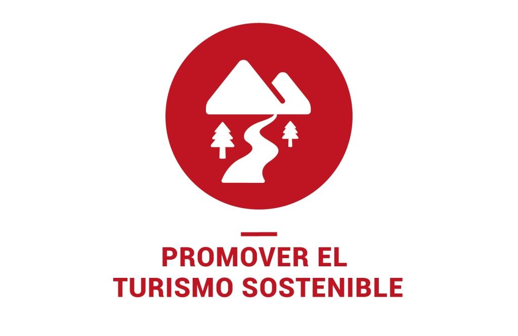 Promover el turismo sostenible.